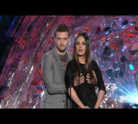 Mila Kunis & Justin Timberlake Funny Moments
