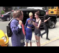 Miley Cyrus And Some Paparazzi Moments 2010 - 2013