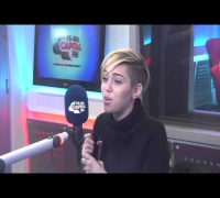 Miley Cyrus - Capital FM Webchat