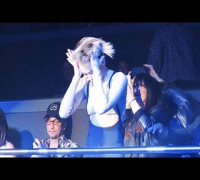 Miley Cyrus Dances To Britney Spears' Till The World Ends