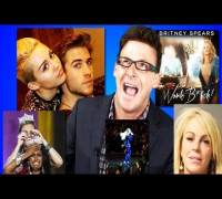 MILEY CYRUS & LIAM BREAK UP! BRITNEY SPEARS WORK BITCH! BEYONCE PULLED OFFSTAGE BY FAN IN BRAZIL!