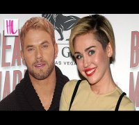 Miley Cyrus Makes Out With Kellan Lutz