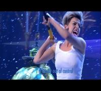 Miley Cyrus on a Christmas Ball | Tegen de Sterren op | VTM