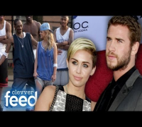 Miley & Liam Reunite, Lindsay Lohan Parties, and a Britney & Snoop Flashback  - Clevver Feed