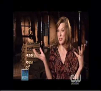 "MILLA JOVOVICH - 35 - ""THREE MUSKETEERS"" - INTERVIEW & PREVIEWS - 2011 - VOB"