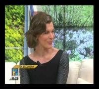 Milla Jovovich en Hechos AM