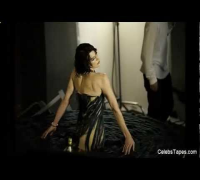 Milla Jovovich FULLY NUDE in Crazy SEX TAPE PARTY!