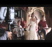 Milla Jovovich in Vykrutasy (behind the scenes in russian)
