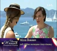 Milla Jovovich interview in Cannes 2012 (with subtitles)