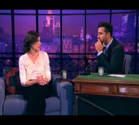 Milla Jovovich interview on Russian Late Show (with subtitles)