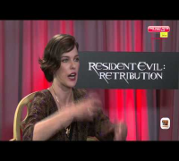 Milla Jovovich interview: 'Resident Evil: Retribution'