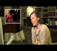 Milla Jovovich interviews with facebook fans 20 dec 2012