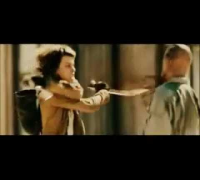 Milla Jovovich- Music Video- Dangerous Type
