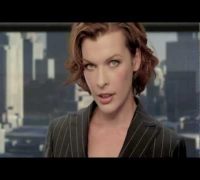 Milla Jovovich, Olga Kurylenko, Malin akerman hot Celebrities 35 music video 1080p