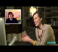 Milla Jovovich onCam with @DemionKingOda #AskMilla #ResidentEvil