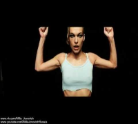 Milla Jovovich - Screentest for The Fifth Element 5