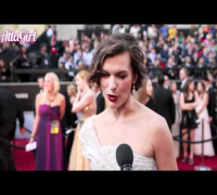 Milla Jovovich talks hosting the Psi Tech Awards at the Oscars