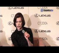 Milla Jovovich zachwycona polskimi projektantkami
