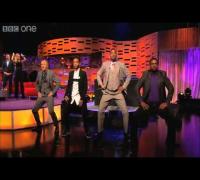 Momentazo de Will Smith y Alfonso Ribeiro (Carlton) BBC 2013