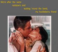 "MOON RIVER instrumental karaoke, Audrey Hepburn's style (""Breakfast at Tiffany's"")"