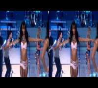 Moves Like Jagger Maroon 5 Victoria's Secret Fashion Show 3D! Live HD TV 3D!! (1080p)