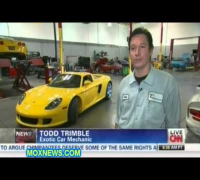 MSM Attempting To Blame Automotive Perfection For Paul Walker Crash!