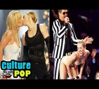 MTV VMAs Best, Worst & Most Shocking - Lady Gaga, Miley, Kanye, Taylor, Madonna, Britney