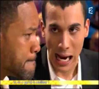 "Mustapha El Atrassi & WIll Smith chez Laurent Ruquier ""On A Tout Essayé"""