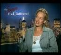 My Super Ex Girlfriend Uma Thurman interview
