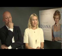 Naomi Watts and Director Oliver Hirschbiegel Interview - Diana