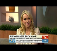 Naomi Watts back home