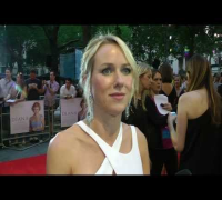 Naomi Watts Interview - Diana Premiere