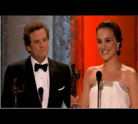 Natalie Portman and Colin Firth Take Top Honors at SAG Awards