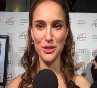 "Natalie Portman at the ""Black Swan"" premiere"