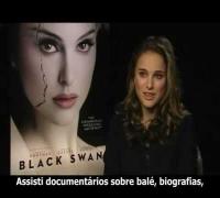 Natalie Portman fala sobre Cisne Negro (legendado)