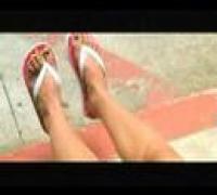 Natalie Portman foot scenes