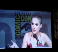 Natalie Portman Interview on Vendetta @ San Diego Comic Con 2005