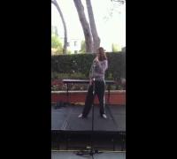 Natalie Portman rap cover