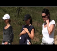 Natalie Portman Shows Off Wedding Ring on Hike With Aleph