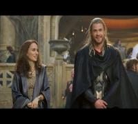 Natalie Portman Talks 'Thor 3'