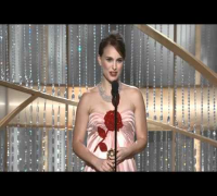 Natalie Portman Wins 2011 Golden Globes Best Actress (Complete)