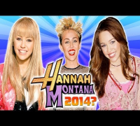 NEW Hannah Montana Movie for MILEY CYRUS?! New Year's Predictions for 2014!