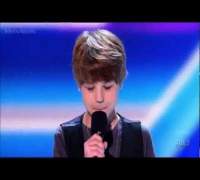 New Justin Bieber - X Factor Audition USA