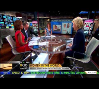 Newsweek's Tina Brown Talks Women in the World and Angelina Jolie