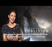 OBLIVION -Entrevista a Olga Kurylenko