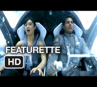 Oblivion Featurette - BubbleShip (2013) - Tom Cruise, Morgan Freeman Movie HD