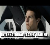Oblivion International Teaser Trailer - Tom Cruise, Morgan Freeman & Olga Kurylenko