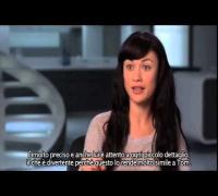 Oblivion - Intervista ad Olga Kurylenko (sottotitoli in italiano)