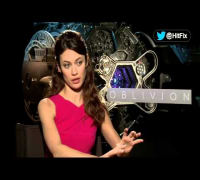 Oblivion - Olga Kurylenko Interview