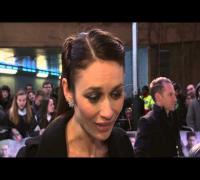 Oblivion // Premiere Londen // Interview Olga Kurylenko